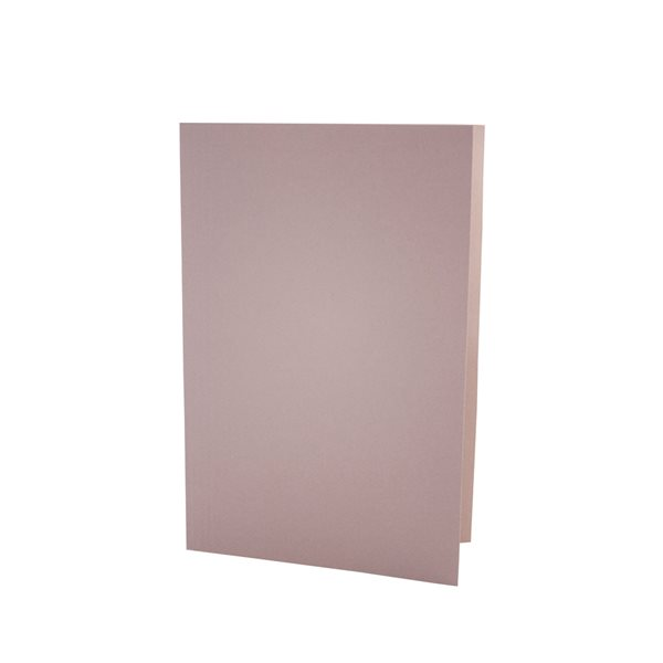 Square Cut Folders Value Square Cut Folder LightWeight Foolscap Buff PK100
