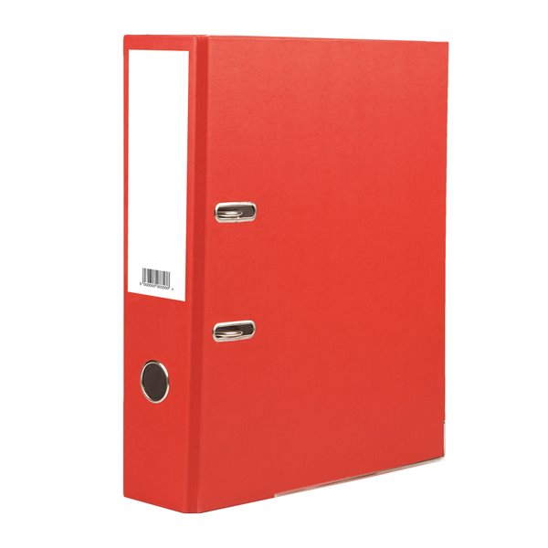 Lever Arch Files Value Lever Arch File A4 Red PK10