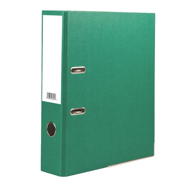 Lever Arch Files Value Lever Arch File A4 Green PK10
