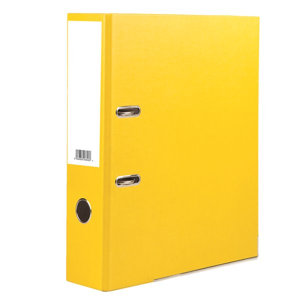 Lever Arch Files Value Lever Arch File A4 Yellow PK10