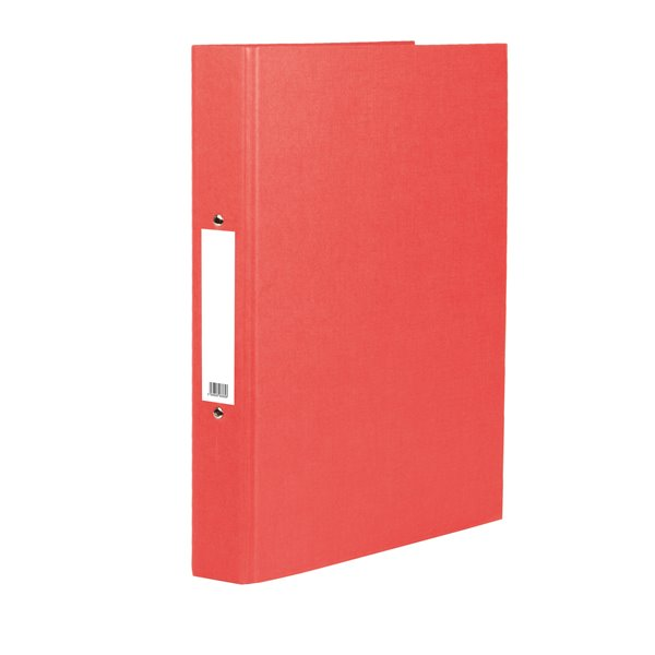 Value Ring Binder A4 Red PK10