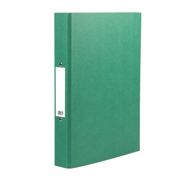 Ring Binders Value Ring Binder A4 Green PK10