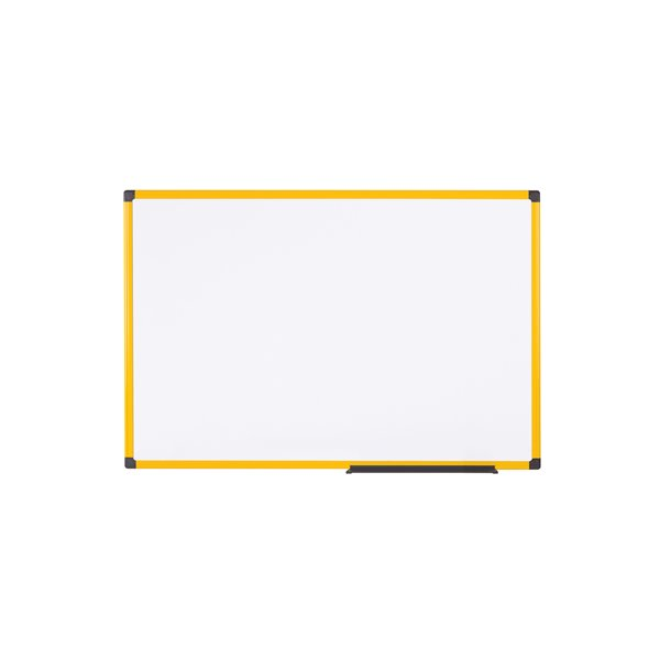 Magnetic Ultrabrite Lacquered steel drywipe board 1200 x 900