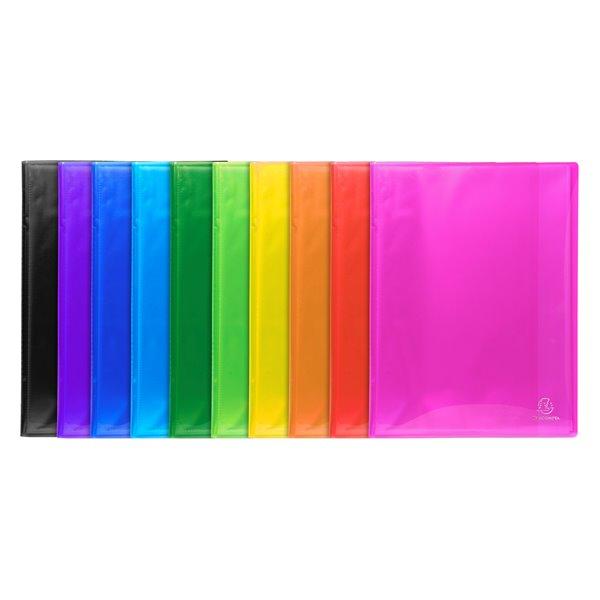 Iderama Display Book A4 40 Pockets PK12