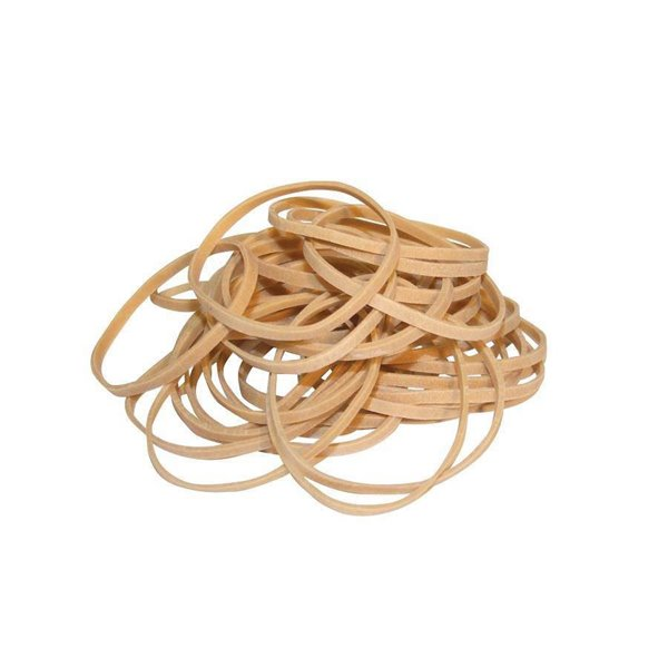 Rubber Bands Value Rubber Bands (No 18) 1.5mmx80mm 454g