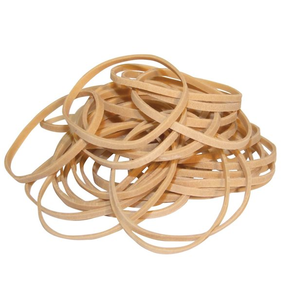 Rubber Bands Value Rubber Bands (No 69) 6x150mm 454g