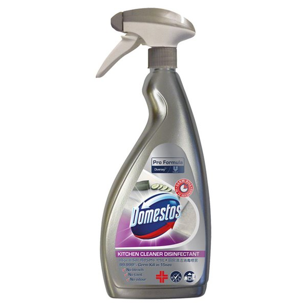 Domestos Kit Disinfectant 750ml PK6