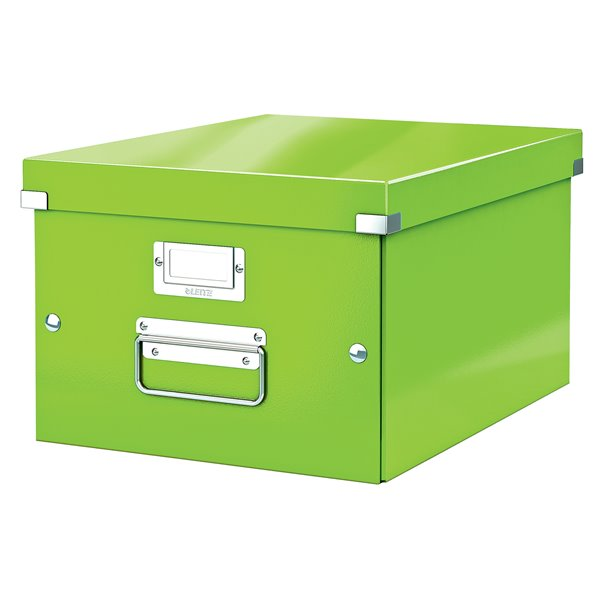 Tool Boxes Leitz Click & Store Medium Box Green