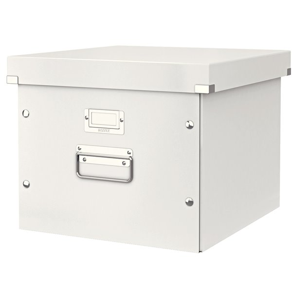 Leitz Click & Store Suspension File Box White