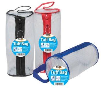 Tiger Tuff Bag Cylinder Pencil Case PK12