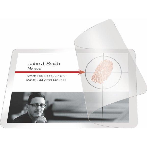 Laminating Film & Pockets 3L Self Laminating Cards 66x100mm 11024 (PK100)