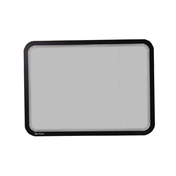 Part Files Tarifold Magneto Self Adhesive Display Frame Black A4 PK2