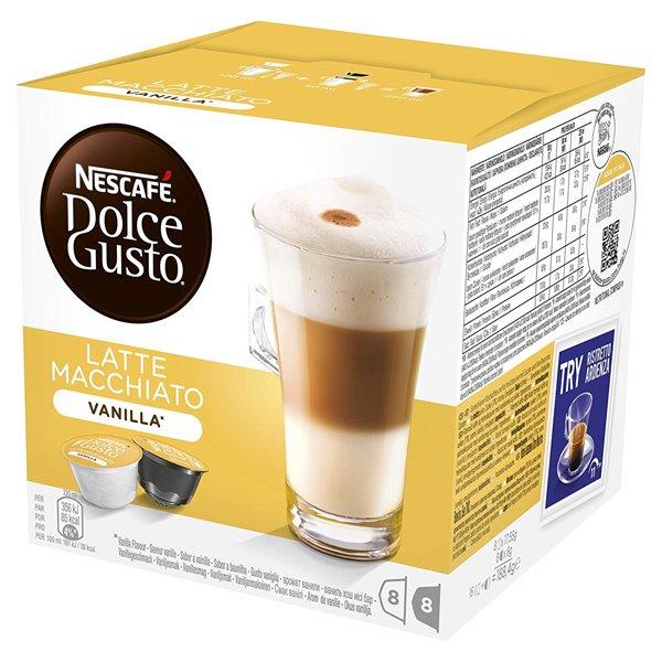 Coffee Nescafe Dolce Gusto Vanilla Latte Macchiato PK3