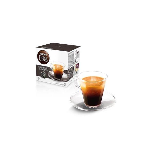 Coffee Nescafe Dolce Gusto Espresso Intenso PK3