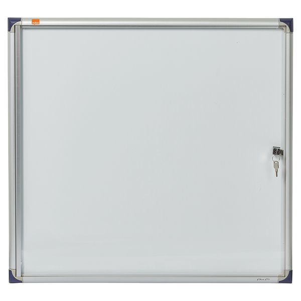 In / Out Boards Nobo Extra-Flat Glazed Case 6xA4