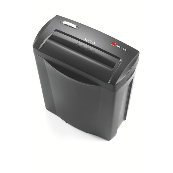Shredders Rexel Alpha Cross Cut Shredder