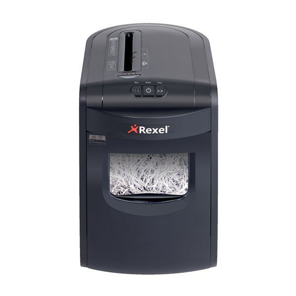 Shredders Rexel Mercury RES1523 Shredder Black