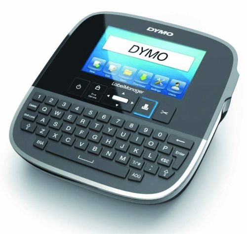 Dymo LabelManager 500 Touch Screen Handheld QWERTY