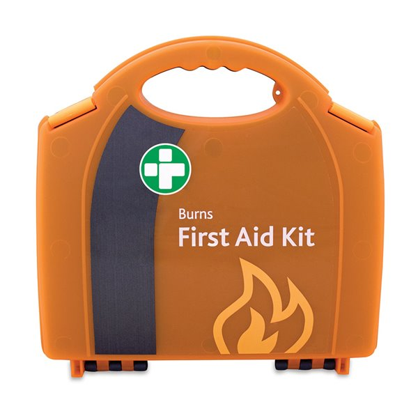 Equipment Reliance Burns Aid Kit Standard in Aura Carry box