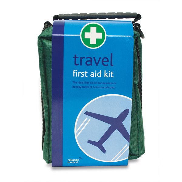 Equipment Reliance Medical Travel First Aid Kit in Helsinki Bag
