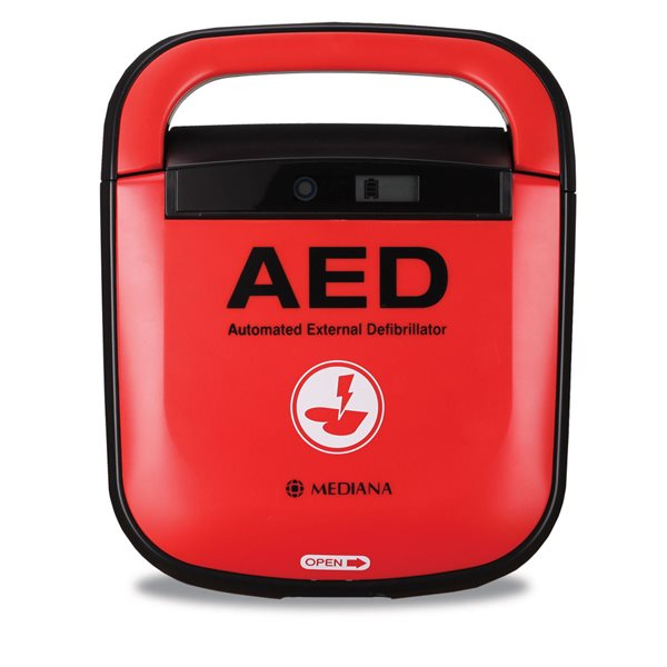 Equipment Mediana A15 Hearton Automated External Defibrillator