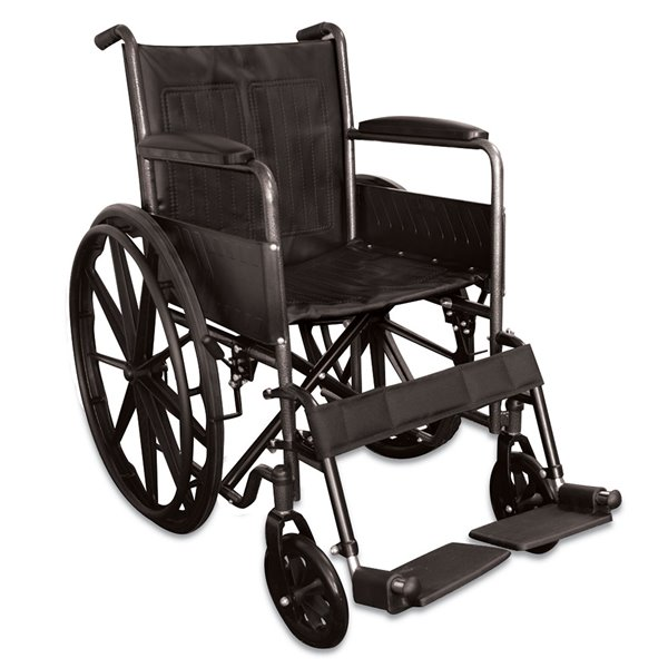 Equipment Reliance Medical Relequip Self Propelled Wheelchair