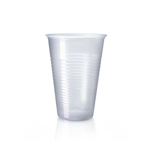 Disposable Cups & Accessories Value Water Cup 7oz Clear (Pack 100)