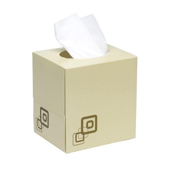 Maxima Cube Tissue (70 Tissue) Cube Box PK24