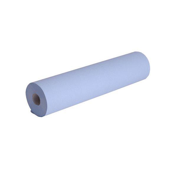 Facial Tissues Value Hygiene Roll Blue 250mmx 40m