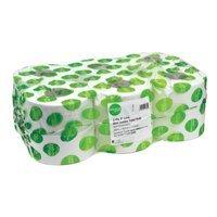 Toilet Tissue & Dispensers Maxima Mini Jumbo Toilet Roll 2Ply (Pack 12)