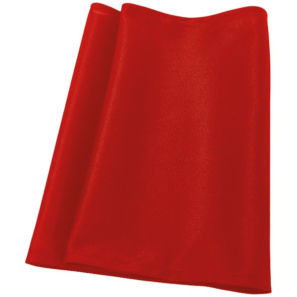 Optional textile filter cover AP30 / AP40 in red