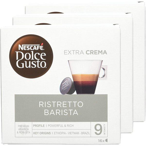 Coffee Nescafe Dolce Gusto Espresso Barista PK3