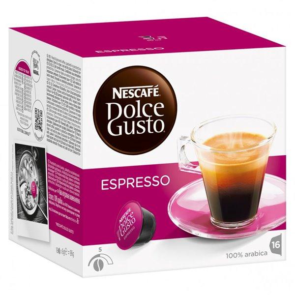 Coffee Nescafe DG Espresso PK3