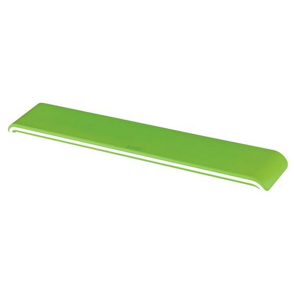 Wrist Rests Leitz Ergo WOW Adjustable Keyboard Wrist Rest Green