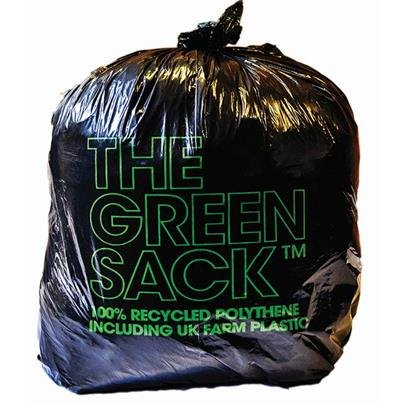 Bin Bags & Liners Value Medium Duty Refuse Sack Black (Pack 200)