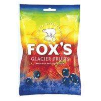 Foxs Glacier Fruits 195g PK12