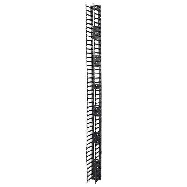 Cable Curb Vertical Cbl Manager for NetS. SX 45U x2