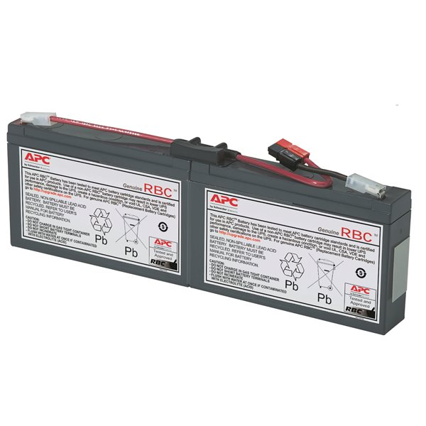 Computer Accessories APC RBC18 Replacement Battery for PS250I