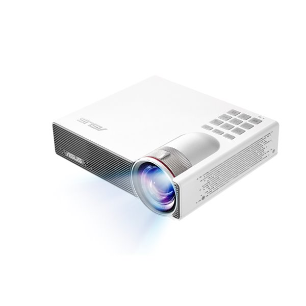 Projectors Asus P3B LED Projector 800 Lumens 1280 x 800 White