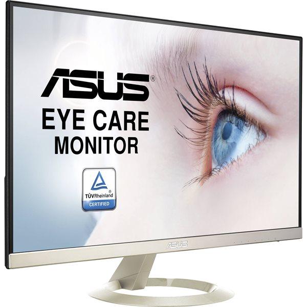 Monitors VZ27AQ 27 WQHD IPS HDMI VGA DP