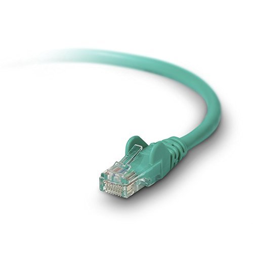 Cables & Adaptors Belkin UTP Patch Cable Green 2M