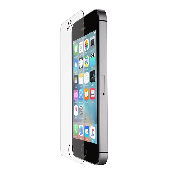 Accessories Belkin iPhone SE Tempered Glass
