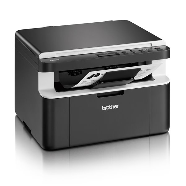 Multifunctional Machines Brother DCP1512 A4 Mono USB Laser