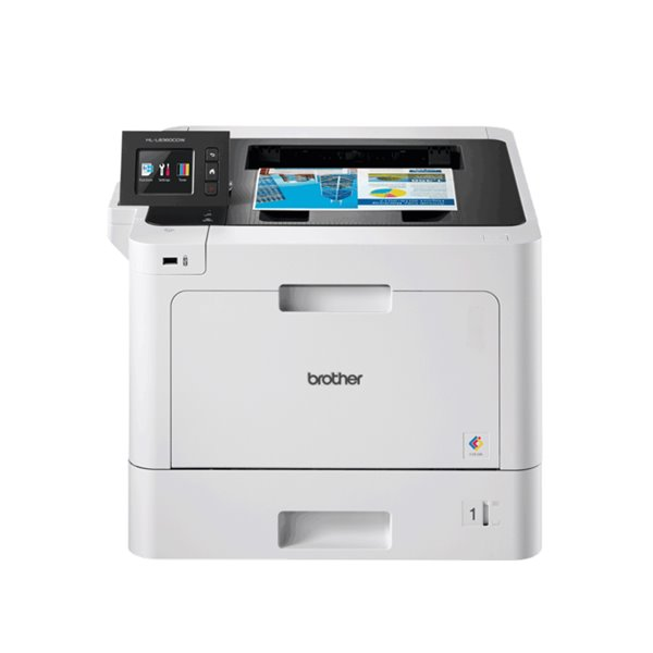 Laser Printers Brother HLL8360CDW Colour Printer
