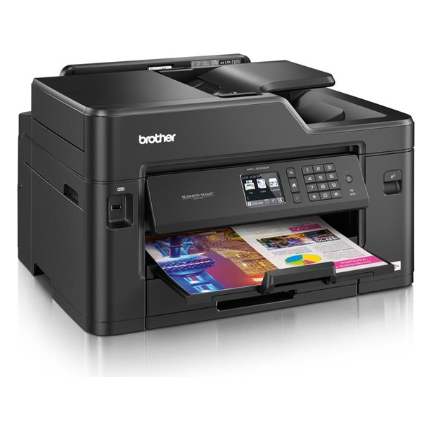 Inkjet Printers Brother MFCJ5730DW Inkjet A3 WiFi Printer