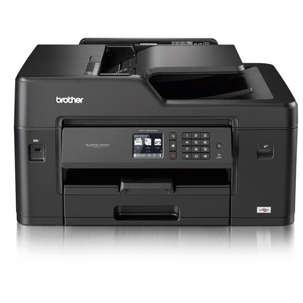 Inkjet Printers Brother MFCJ6530DW Inkjet A3 WiFi Printer