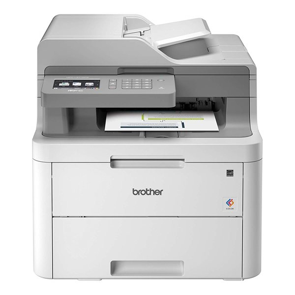 Laser Printers Brother MFCL3710CW A4 Colour Laser 4in1 Printer
