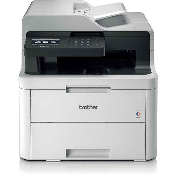Laser Printers Brother MFCL3730CDN A4 Colour Laser 4in1 Printer