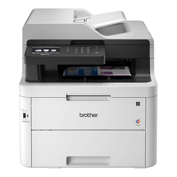 Laser Printers Brother MFCL3750CDW A4 Colour Laser Printer