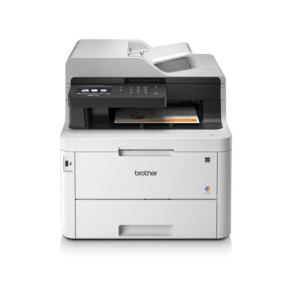 Laser Printers Brother MFCL3770CDW A4 Colour Laser 4in1 Printer